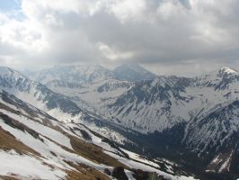 Tatry by Woolfred