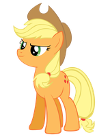 Apple Jack Vector by NinjamissenDk
