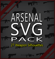 Arsenal SVG Pack by hassified