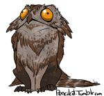 Potoo Gryphon 2 by AbelPhee