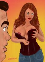Mary Jane Face It Tiger By TimGrayson by winchester01
