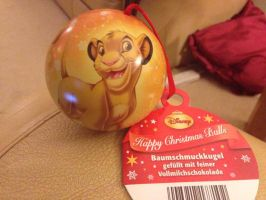 Lion King Simba Bauble by LittleRolox3