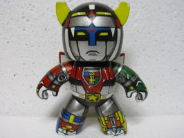 voltron mighty muggs by laz69frog