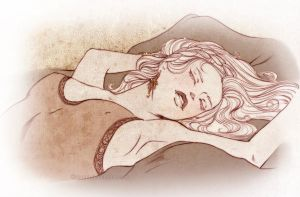 Sleeping beauty by sionra