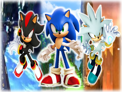 Sonic the Hedgehog Generations Wallpaper V3 by 9029561