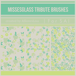 {SAI resources} Missesglass Tribute Brushes by ASlovesLisa
