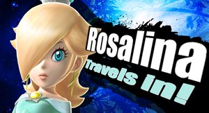 Rosalina Joins by Kyon000