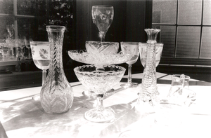 Glassware by Mosrael-the-Waker