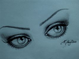 I'm watching you by Angy995