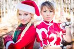 Merry Street Fighters! by MeganCoffey