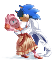 REDRAW: May I have this dance? by ProSonic