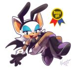 Rouge the bunny by nancher