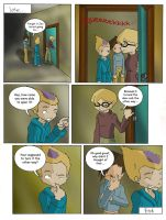 Nude Problem pg. 9 by demongirl99