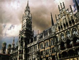 Germany - New City Hall by touch-the-flame