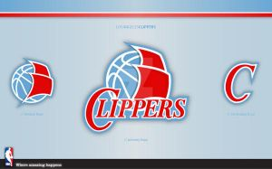 Los Angeles Clippers by beatnik83