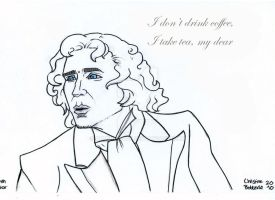 Eighth Doctor by OrminLange
