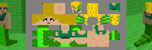 Minecraft Skin Request - Solpan (Gamal) by Narric-SB0