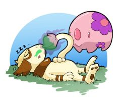Munna The Prankster by tabby-like-a-cat