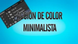 Accion de color minimalista by Arcandres