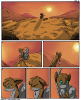 Heart of the Miscrit. Page 1. by Ripli2011
