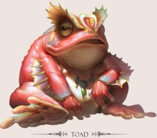 Toad by yuchenghong