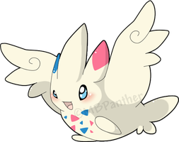 Apren the Togekiss by MBPanther