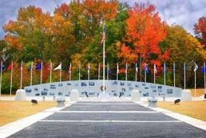 Veterans Wall of Honor by dubtastic
