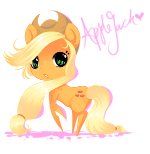 AppleJack by Averyskies