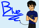 (dev id) it's a me! Blue! by BlueLithiumxXx