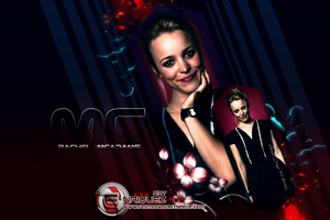 Rachel McAdams | Wallpaper by EnriquezArt