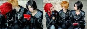 Keep on playing, darling by Achico-Xion