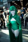 The Spectre - DC Comics, Rule 63 by GreeNataRiaN