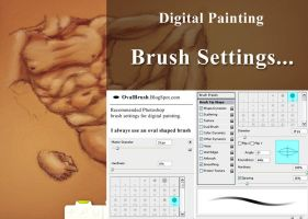 Brush Settings by ovalbrush