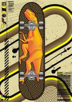 Skateboard design II. by LANBO