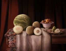 Nature morte by sapphireluna