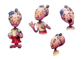 Character design by Osmont2