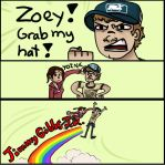 L4D2 Grab My Hat by Lea007