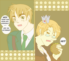 Hetalia crack by Kaosshojo