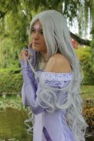 Lady Amalthea - The last unicorn by Menestrella