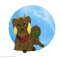 Gift for Yamada by Tami239