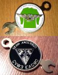 CVW-3 challenge coin by Ralph1989