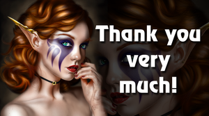 Ola-Thank you very much by carlos-salva-art