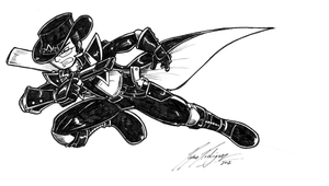 2012 Sketch - New Era Outlaw by NewEraOutlaw