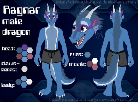 Ref for Ragnar by Manulfacture