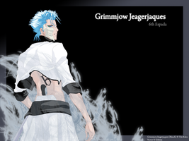 Grimmjow wallpaper by DAlexx