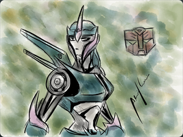 arceesketchthingy by ForgottenHope547