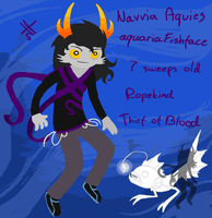 Navvia Aquies (a bit dated) by Dafoxi-Tohvel