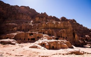 Street of Facades - Petra by LuckyLisp