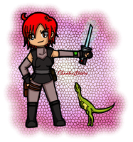 Dino Crisis by ChaoticClaire