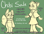 Chibi Sale - 5 Slots Available by LindsayPrower
